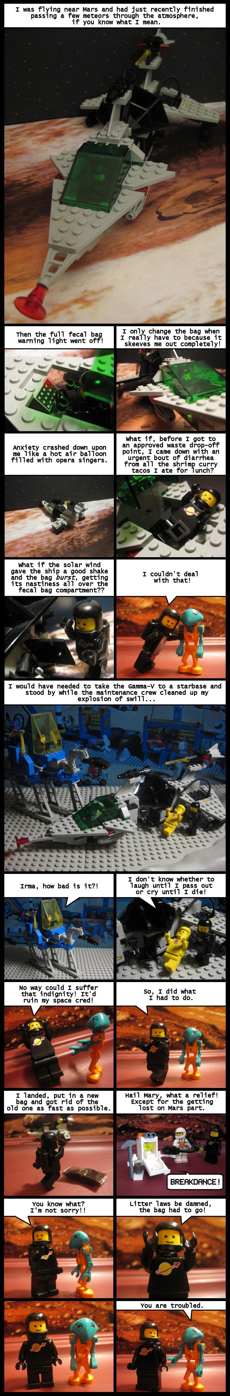 Stuck On Mars Part 3