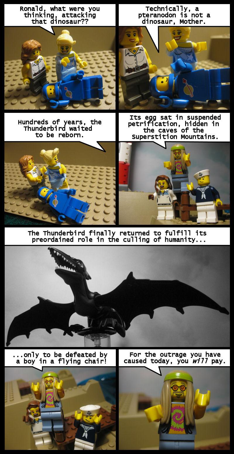 All Hail The Thunderbird Part 23