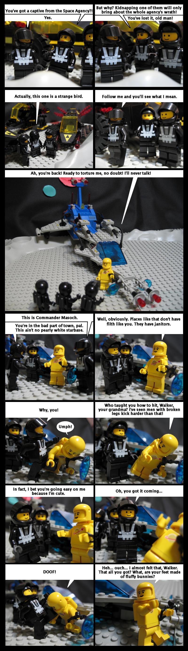 Beat Me, Blacktron! Part 2