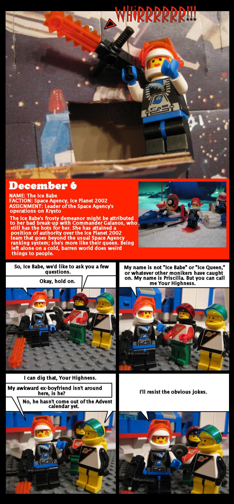 Advent Calendar Part 6