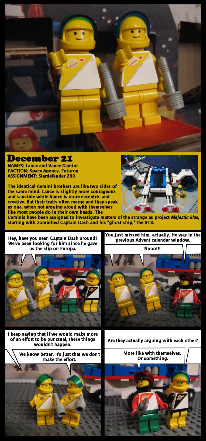 Advent Calendar Part 21