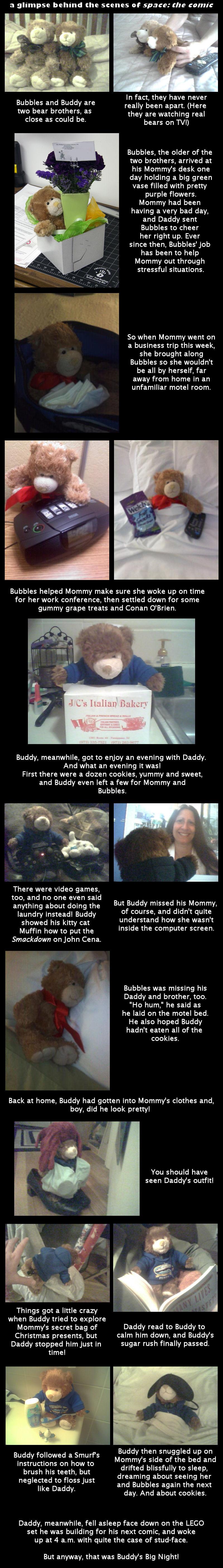 Buddy's Big Night
