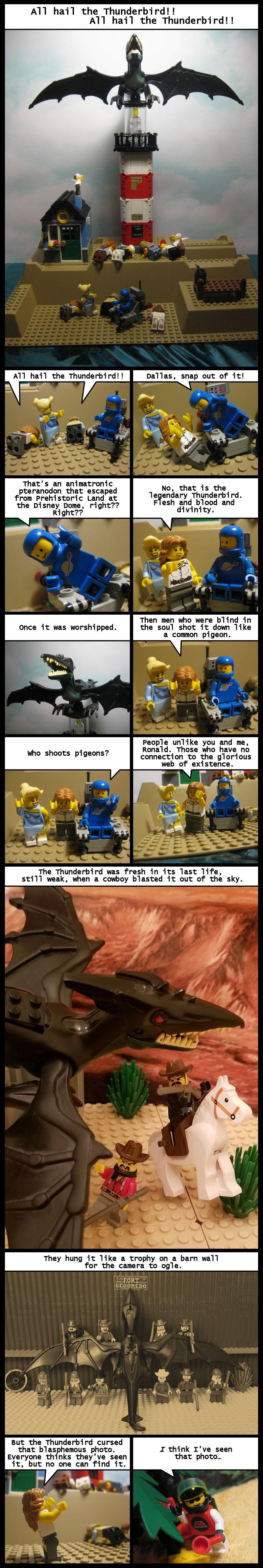 All Hail The Thunderbird Part 6