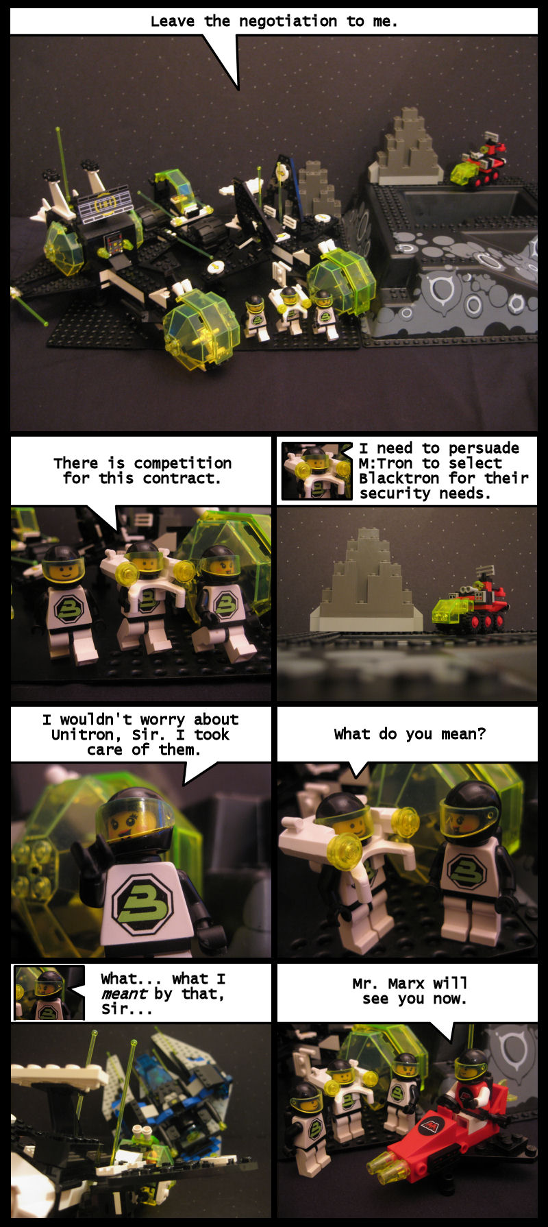 Back in the Black Part 18